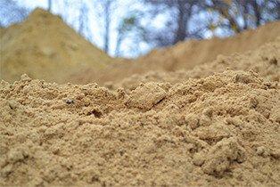 Заказать песок в Одессе